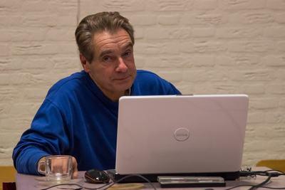 Gastspreker Edwin Westhoff